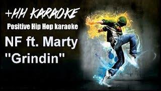 "NF ft Marty ""Grindin"" +HH BackDrop Christian Hip Hop Karaoke"