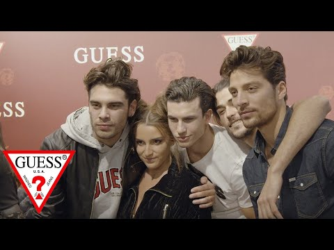 GUESS Mens: Milan M&G + Afterparty