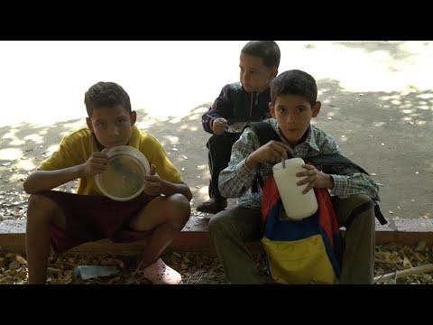 """""""On meurt de faim"""" : Maracaibo, ville symbole de la descente aux enfers du Venezuela"""