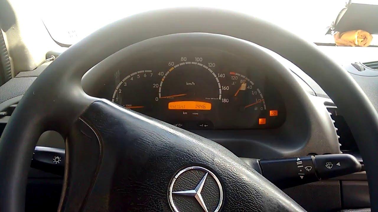 2016 Mercedes Sprinter >> Ajustar horário do Painel Sprinter 313 - YouTube