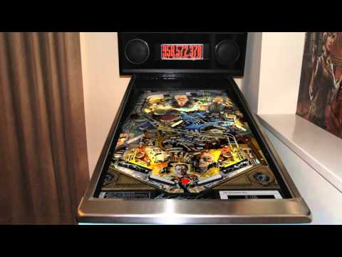 The Pinball Arcade - Mary Shelley's Frankenstein (Cabinet Play ...
