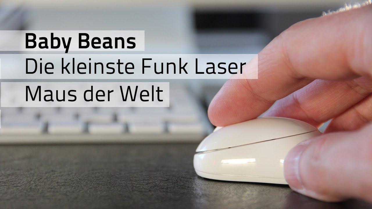 elecom baby beans die kleinste laser maus der welt youtube. Black Bedroom Furniture Sets. Home Design Ideas