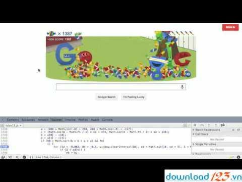 Hướng dẫn hack game google http://download123.vn