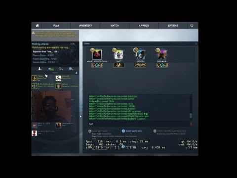 Counter Strike  Global Offensive live play baba