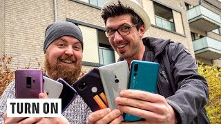 Unser Smartphone-Kameravergleich – mit Überraschungssieger