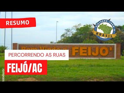Viajando Todo o Brasil - Feijó/AC