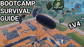 Bootcamp Survival Guide | PUBG Mobile Tips And Tricks