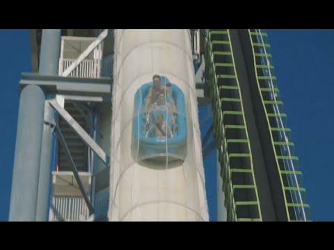 Boy Dies on Water Slide | Eyewitness Account