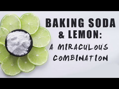 Baking Soda And Lemon: A Miraculous Combination