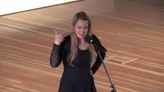 Katharina Wenty - Es l(i)ebe der Tod (BB Slam 2019)