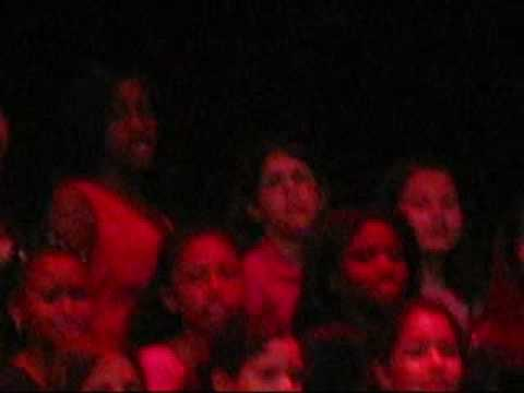 Clara Chorus Celebration Metrowest Elementary School 2009