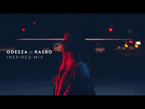 ODESZA & Kasbo Inspired Mix (w/ LIVE EVENT FOOTAGE)