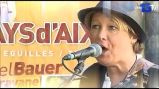 """Découverte, espoir chanson française Christine DAVI : """"Le cul de la fille den face"""""""