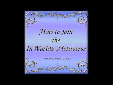 INLVMJoin Inworldz for our Virtual Connection