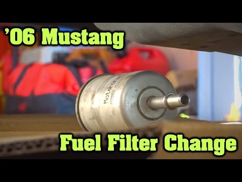 Download Fuel Filter Replacement 2006 Ford Freestar 2007 2008