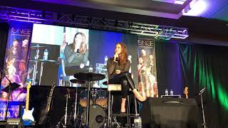 Rebecca Mader OUAT Vancouver 2018 Main Panel Part 1