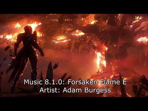 Forsaken Flame - Tides Of Vengeance Soundtrack 8.1
