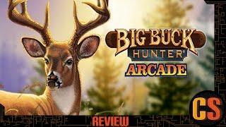 Video BIG BUCK HUNTER ARCADE - PS4 REVIEW download MP3, 3GP, MP4, WEBM, AVI, FLV Juni 2018