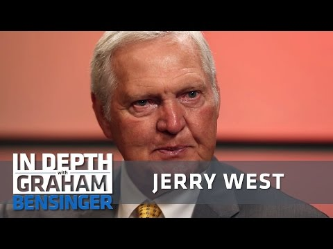 Jerry West on considering suicide