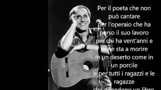 Chiamami ancora Amore  - Roberto Vecchioni - Sanremo 2011