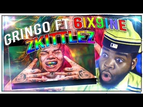 GRiNGO x 6IX9INE - ZKITTLEZ |GIGI| [Official Music Video]