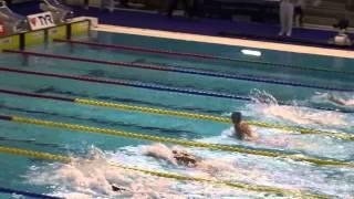 Championnat de France Hiver 2014 - 50m Brasse Finale C