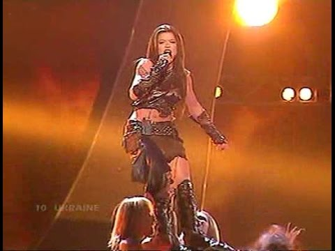 BBC - Eurovision 2004 Final (15 May 2004)
