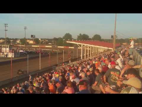 UMP Modifieds Heat 2 Terre Haute Action Track 5/23/18