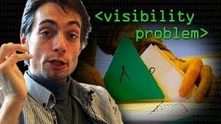 The Visibility Problem - Computerphile