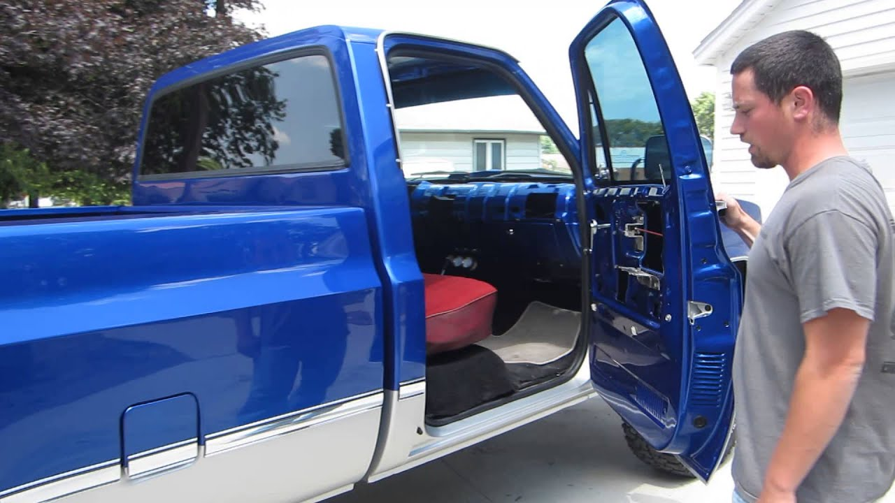 Roush Collision And Restoration 1986 Chevy Truck Completed Walk Around