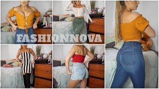 $200 FASHIONNOVA CLOTHING HAUL | Trying on Instagram Clothes in Real Life