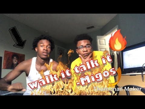 Best Rapper in Migos? Walk It Like I Talk - Migos Reaction