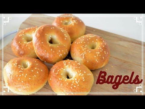 Bagel Recipe Easy Homemade Bagels