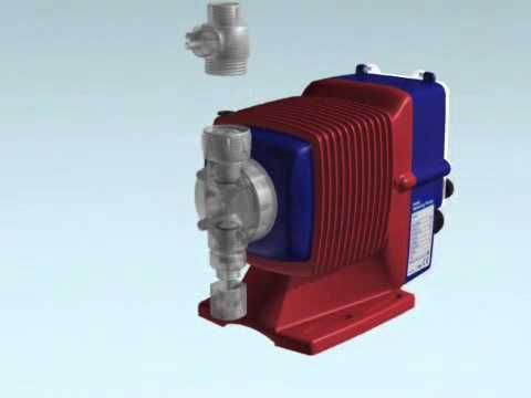 E Series Metering Pumps
