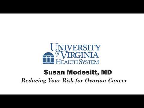 Reducing Your Risk for Ovarian Cancer