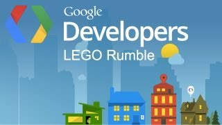 Google Developers SXSW LEGO Rumble