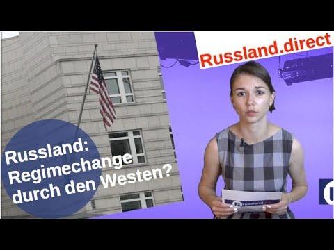 Russland: Regimechange durch den Westen?