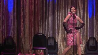 Dimie Cat - Montreal Burlesque Festival (Highlights)