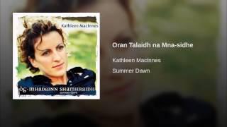 Oran Talaidh na Mna-sidhe