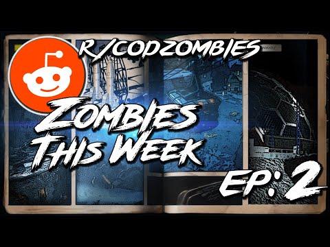 Moon Cinematic, Der Eisendrache Loading Screen, Biggest Box Luck | Zombies Reddit This Week EP: 2