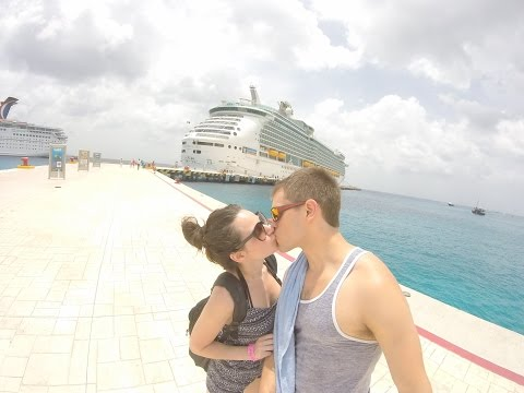 Navigator of the Seas - Our Cruise Vlog!