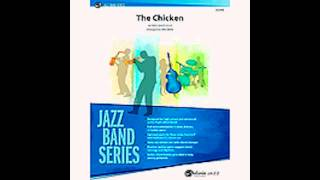 The Chicken Stage Band Arrangement By kris Berg