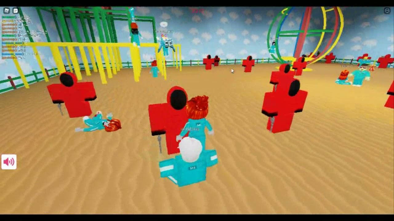 로블록스 오징어게임 2탄 Roblox Squid Game Part 2