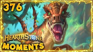 First King Mosh Experience!! | Hearthstone Daily Moments Ep. 376 (Funny and Lucky Moments)