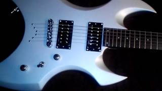 esp ltd ax 50 guitar review