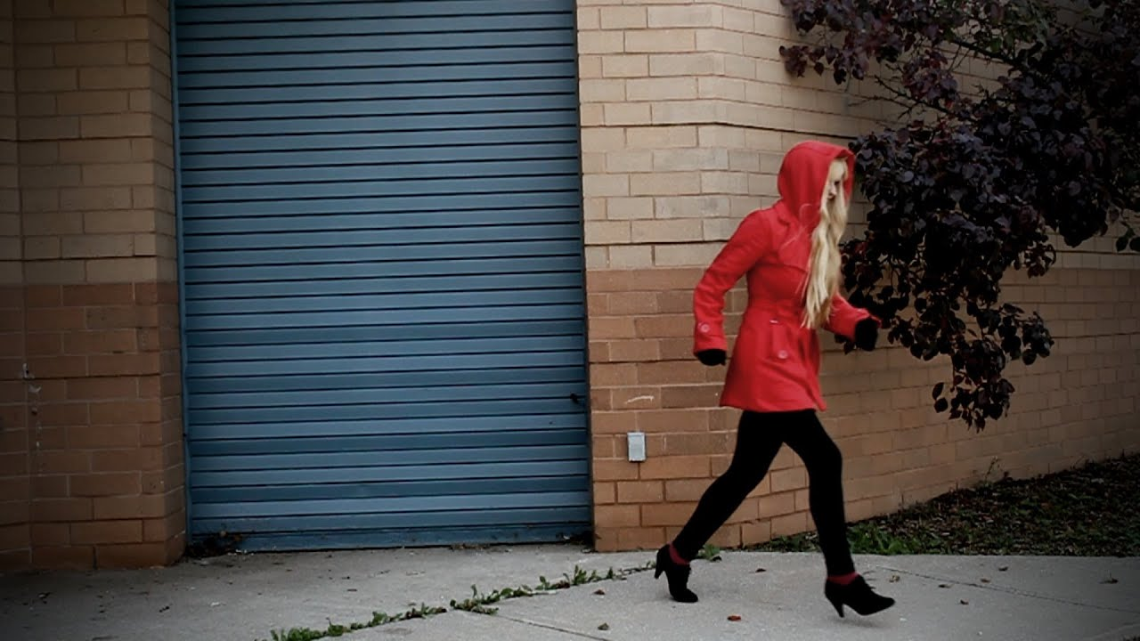 Pretty Little Liars Red Coat - YouTube