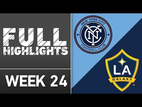 HIGHLIGHTS | New York City FC 1-0 LA Galaxy