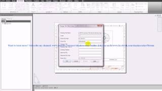 Autocad Mechanical 2013 Tutorial|title Blocks-borders|amtitle|indexing Pivot Point|amlaytiblo