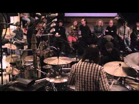 Jazz Presents Beat Masters   The New School for Jazz and Contemporary Music