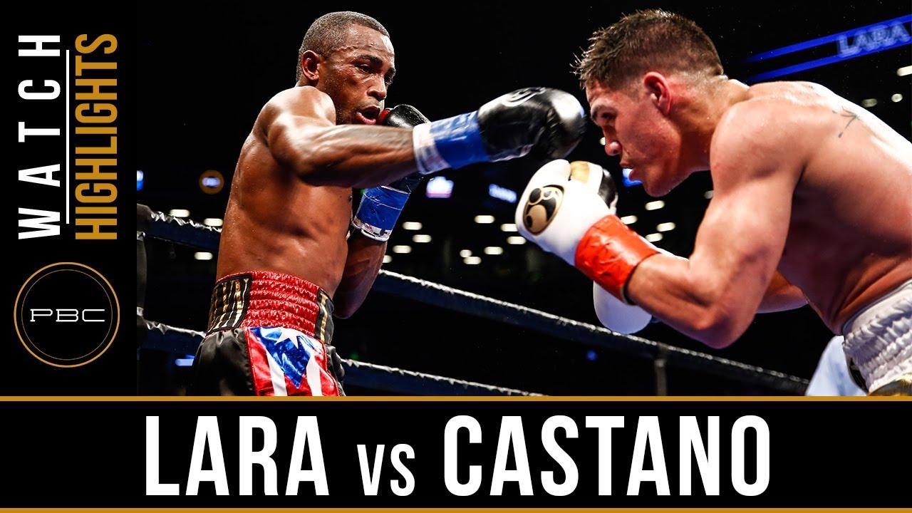 Lara vs Castano HIGHLIGHTS: March 2, 2019 - PBC on Showtime